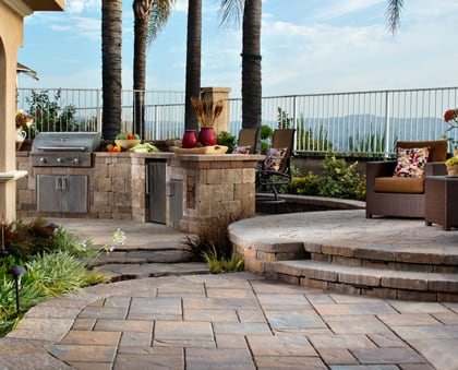 concrete pavers in orange county california
