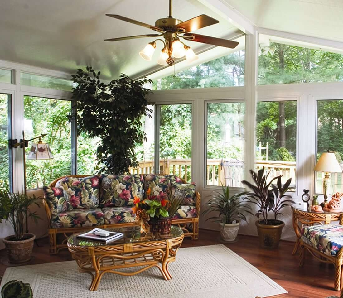 Horizon Sunrooms <small>Four Seasons Building Products</small>