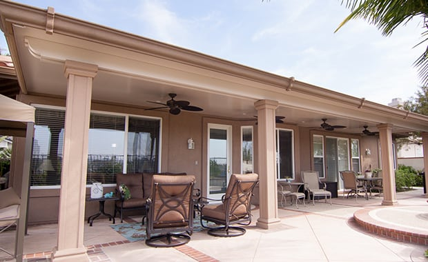 patio warehouse aluminum patio covers orange county california