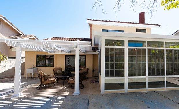 Patio Warehouse Sunrooms And Patio Enclosures Orange County California