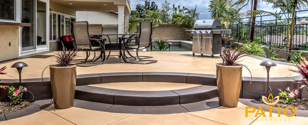 Decorative Concrete Services in Orange County, CA