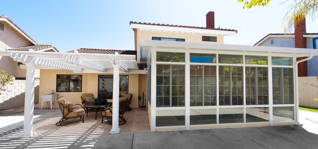 Services Sunrooms Patio Enclosures Orange County California