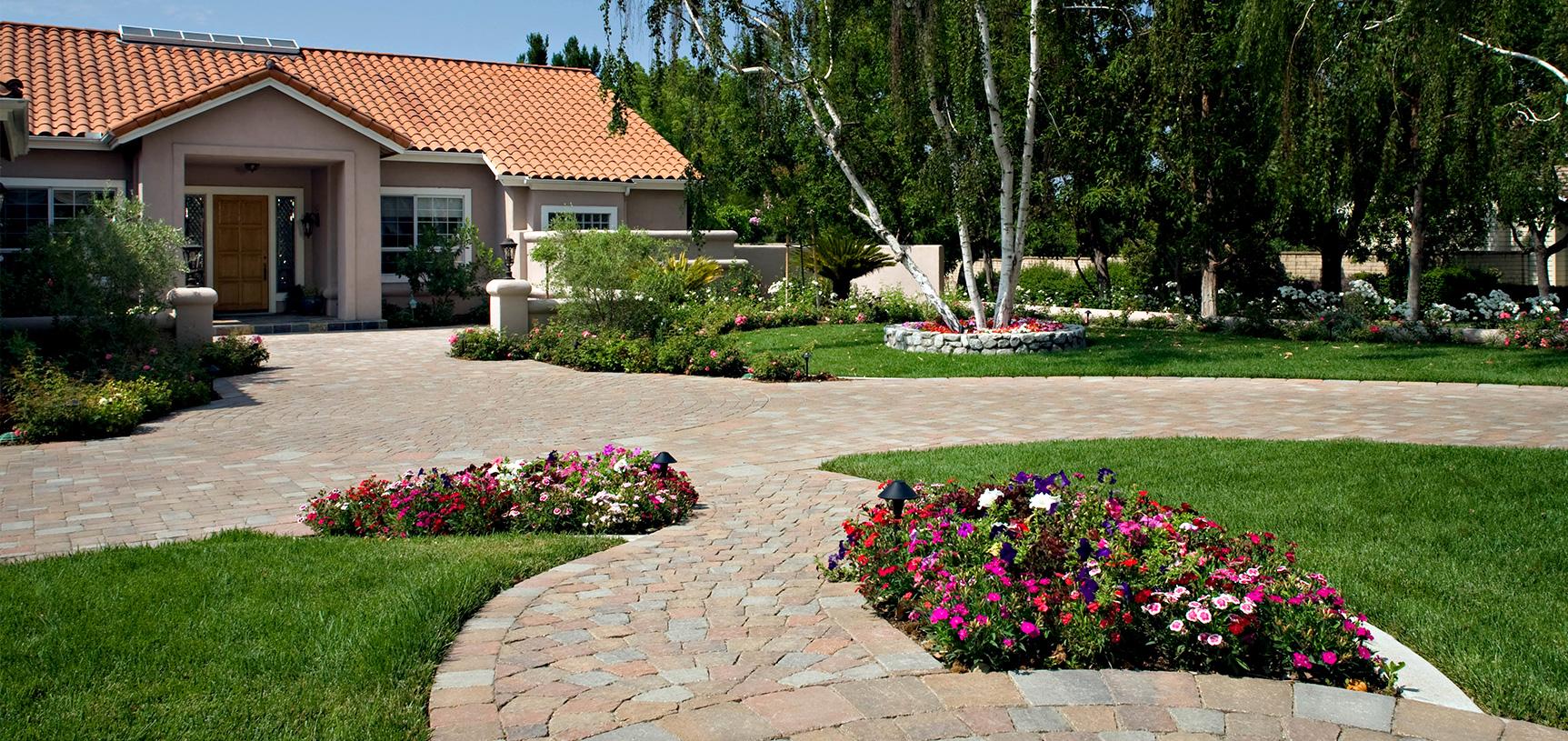 Angelus Concrete Pavers in Orange County, California