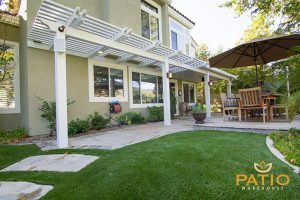 Elitewood Combo Patio Cover in the OC Cali