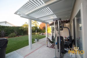 Elitewood Combo Patio Cover in Orange County, California