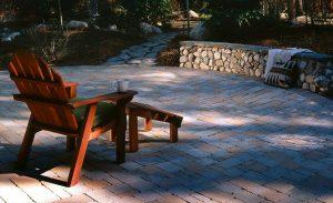 concrete patio pavers