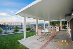 Elitewood Insulated Roof in Orange County, California