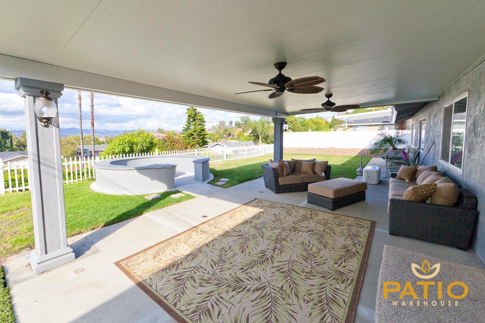 Elitewood Insulated Roof In Orange County California
