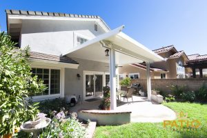 Elitewood Insulated Roof in Orange County, California