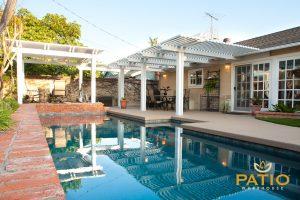 Elitewood Patio Cover in Orange County, California