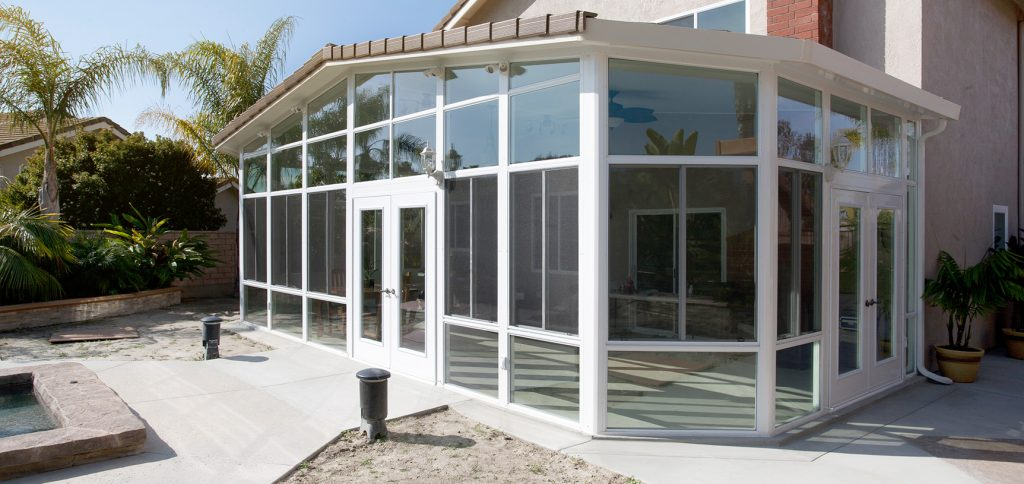 Horizon Sunroom in Orange County California
