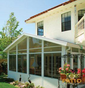 Horizon Sunroom by Patio Warehouse in Orange County, California
