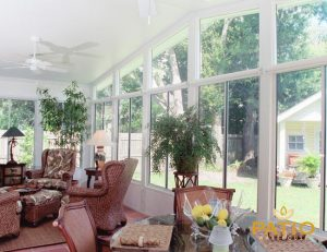 Horizon Sunroom in Orange County, California