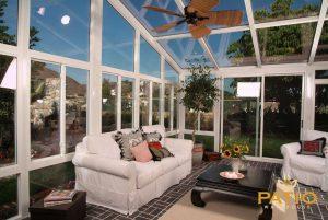 Horizon Sunroom in California OC