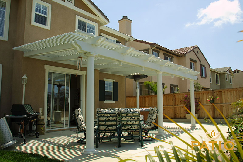 Elitewood Lattice Patio Cover In Orange County, California. Elitewood ...