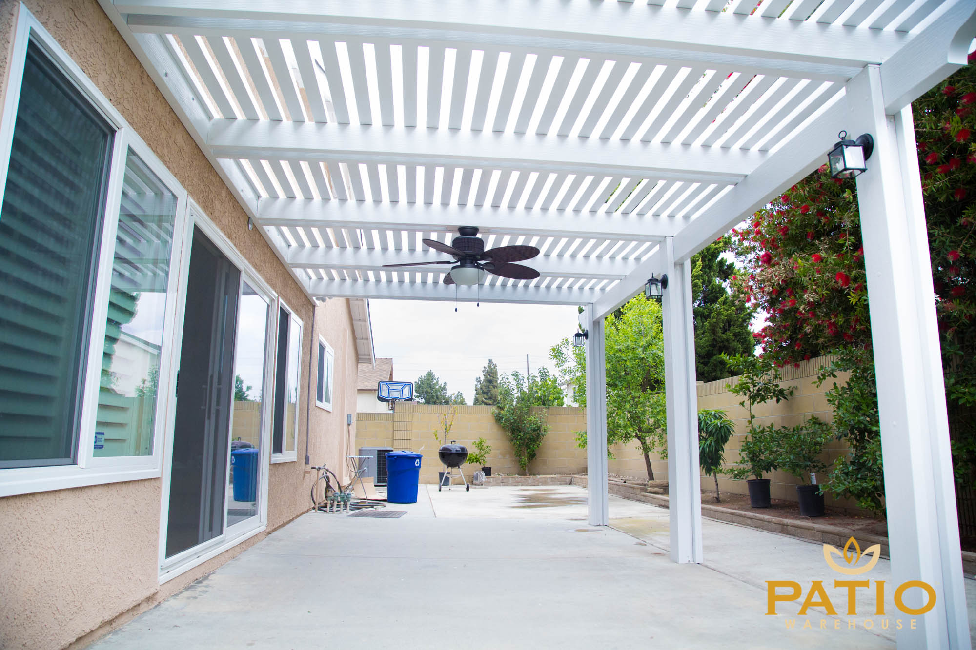 Exceptionnel Elitewood Lattice Patio Cover In Orange County, California. Elitewood ...