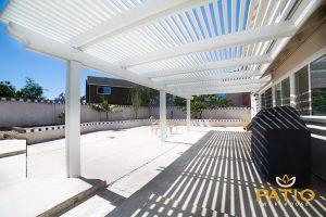Elitewood Lattice Patio Covers in Orange County, California