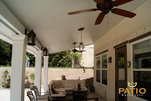 Elitewood Solid Patio Cover in OC CA Patio Warehouse