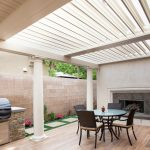 Apollo Louvered Patio Covers in Orange County, California