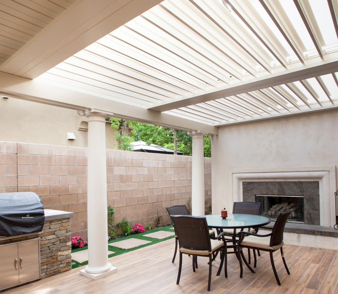 Apollo Louvered Patio Covers <small>Axis Concepts</small>