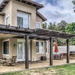 elitewood aluminum patio cover combo orange county california