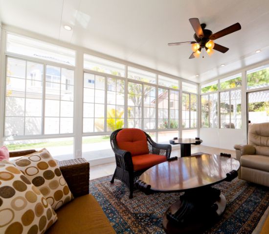 Sunrooms <small>Four Seasons Building Products</small>