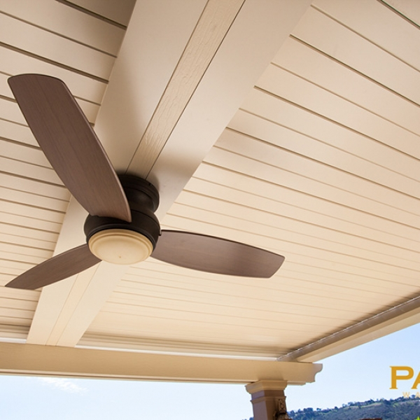 Apollo Louvered Patio Cover in Orange County