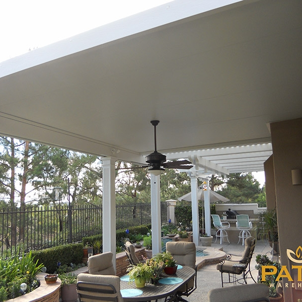 Elitewood Combo Patio Cover in Orange County, California