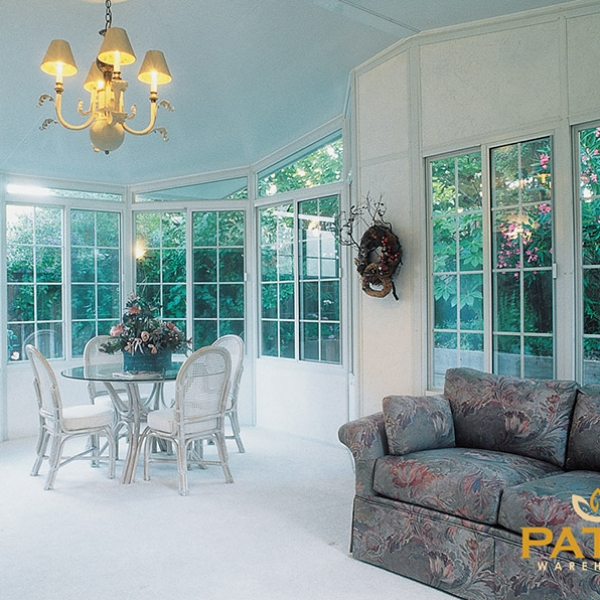 Horizon Sunroom by Patio Warehouse in Orange County, California